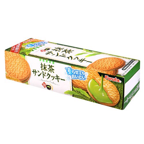 BÁNH GREEN TEA COOKIES