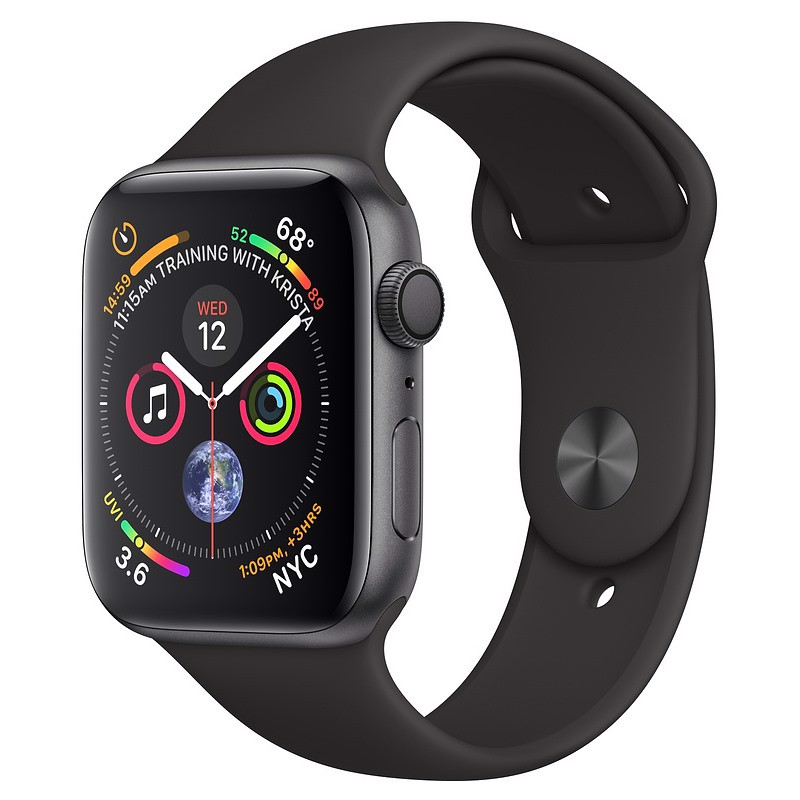 Apple Watch Series 4 40mm Bản Nhôm (LTE + GPS)