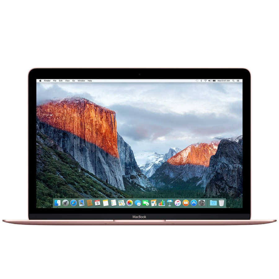 Macbook 12 inch ( 2017 ) Gold 256GB - FNYM2