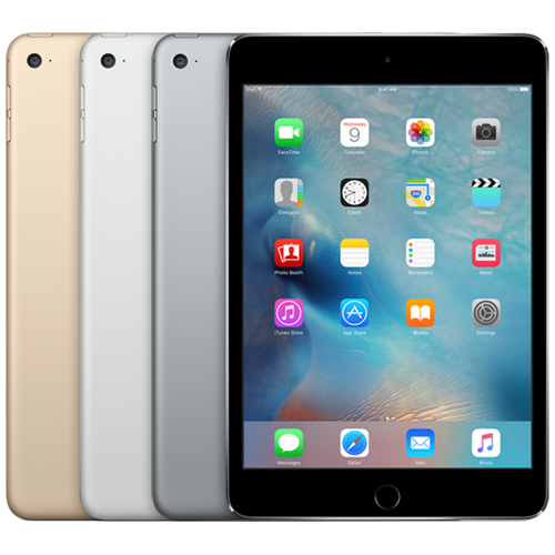 Apple iPad Mini 4 16GB Wifi + 4G - (New 99%)