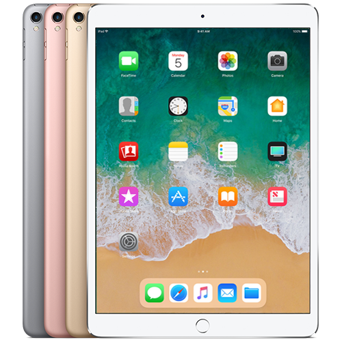 Apple iPad Pro (2017) 10.5 inch 256GB Wifi + 4G