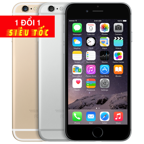 Apple iPhone 6 Plus 128GB Global - (không vân tay) New 99%