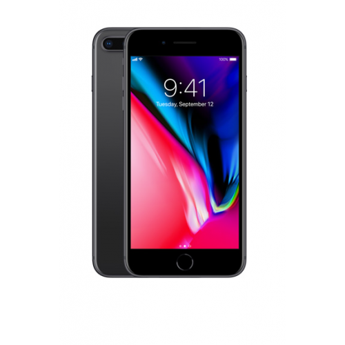 Apple iPhone 8 Plus 256GB Global (Gray)