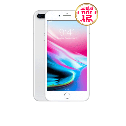 Apple iPhone 8 Plus 256GB Global (Silver)