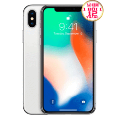 Apple iPhone X Edition 256GB Global Silver (Công Ty)