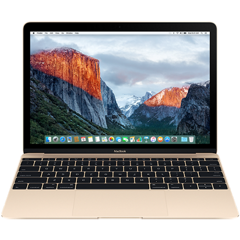 Apple Macbook 12 inch 256GB - Gold (MNYK2) 2017