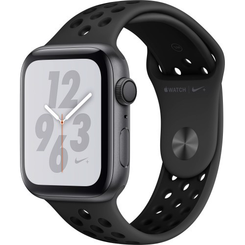 Apple Watch Series 4 40mm Space Gray Aluminum Case with Anthracite/Black Nike Sport Band (GPS) MU6J2