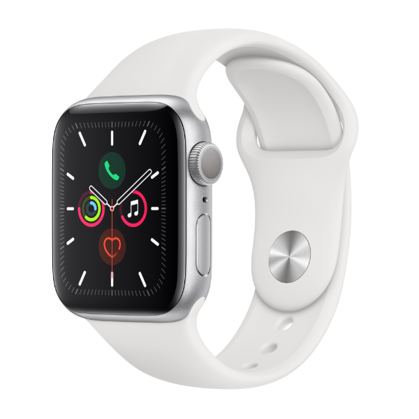 Apple Watch Series 5 40mm Silver (GPS) - 99%