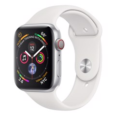 Apple Watch Series 4 44mm Silver (LTE) - New 99%
