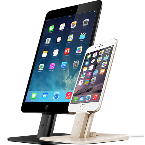 Chân đế kim loại iPhone/iPad Twelve South HiRise Deluxe