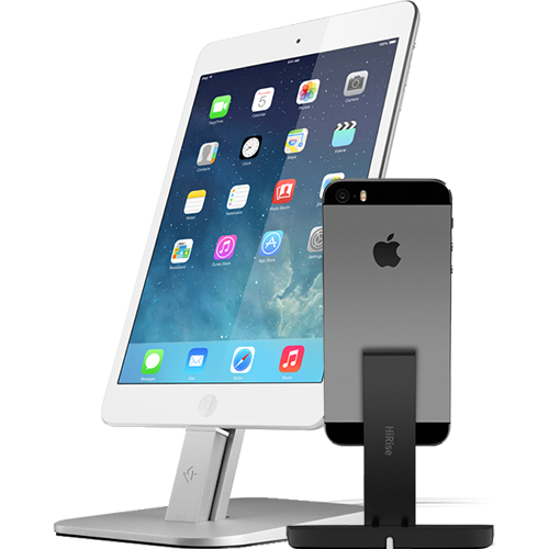 Chân đế kim loại iPhone/iPad Twelve South HiRise