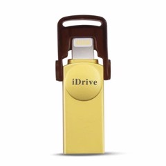 Flash Drive OTG Apple Lightning iDrive 128GB