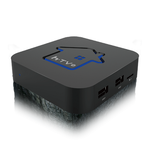 HTV 5 Android TV Box