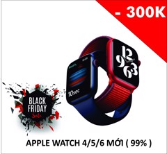 APPLE WATCH SERIES 4/5/6 ( 99%)