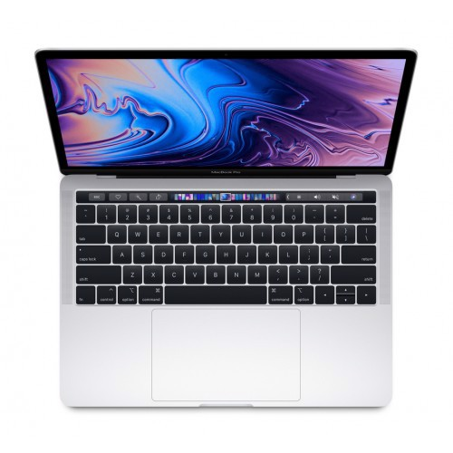 MacBook Pro 2018 Silver 256GB 13 inch MR9U2