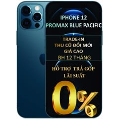 IPHONE 12 PROMAX (BLUE PACIFIC)