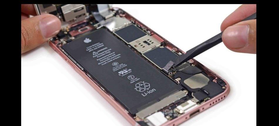 Cách tự thay pin iPhone Xs Max tại nhà