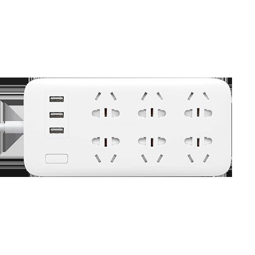 Ổ cấm điện thông minh xiaomi smart power strip 2017