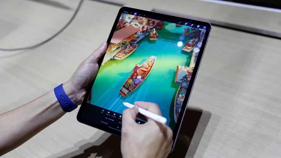 Apple iPad Pro (2018) 12.9 inch 512Gb WiFi + 4G