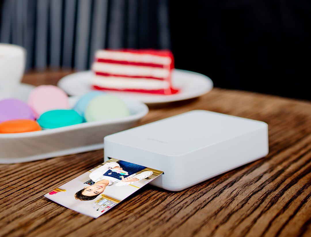 Máy in ảnh di động mini AR Photo Printer Xprint Xiaomi