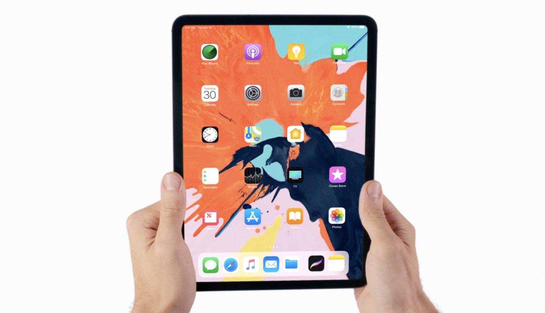 Đánh giá nhanh siêu phẩm iPad Pro 2018