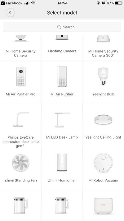 cách sử dụng máy hút bụi Xiaomi