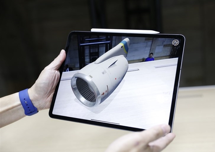Điểm hoàn hảo đột phá của iPad Pro 2018 xách tay