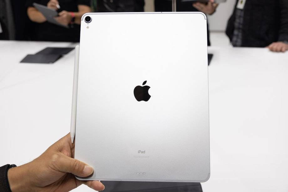 Apple iPad Pro (2018) 11 inch 1TB Wifi