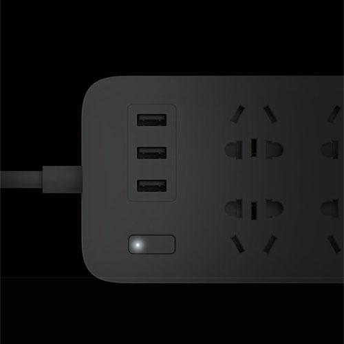 Ổ cấm điện thông minh xiaomi smart power strip 2017 c