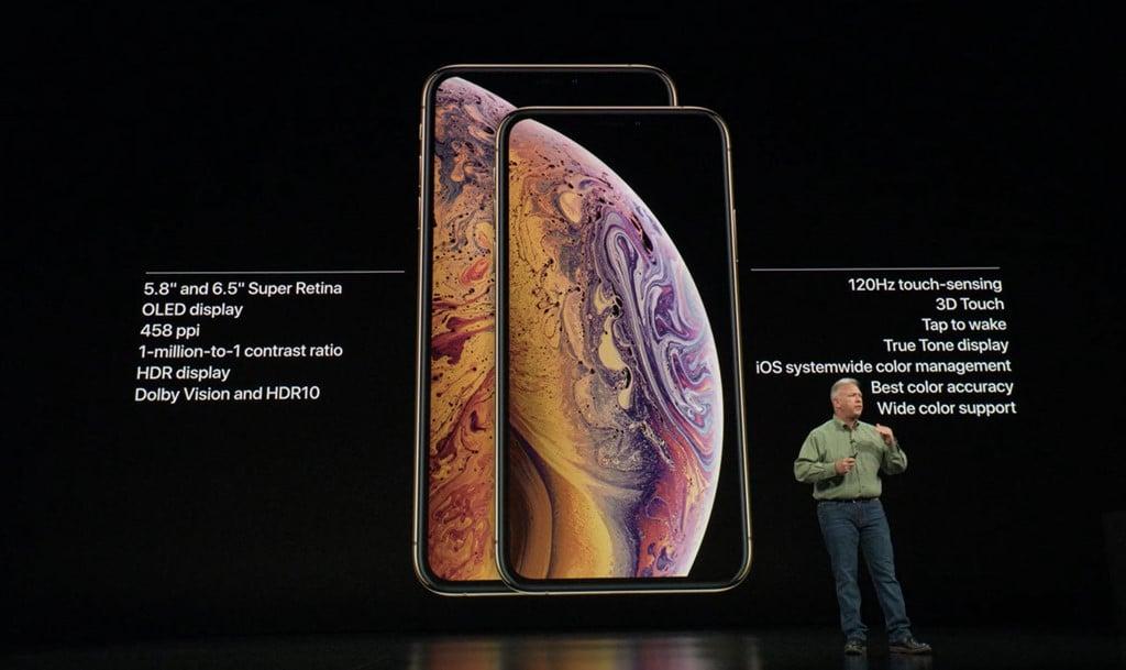 iPhone mới với nhiều tính năng độc đáo