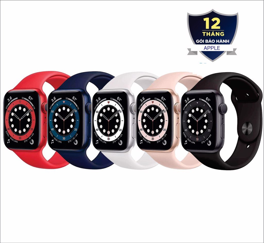 iWatch Series 6 40MM - (GPS)