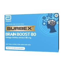 SURBEX® BRAIN BOOST 80
