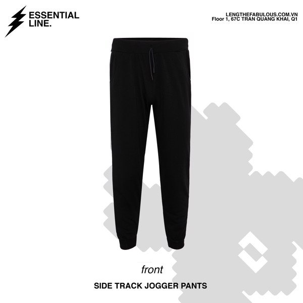 Sign Track Jogger Pants