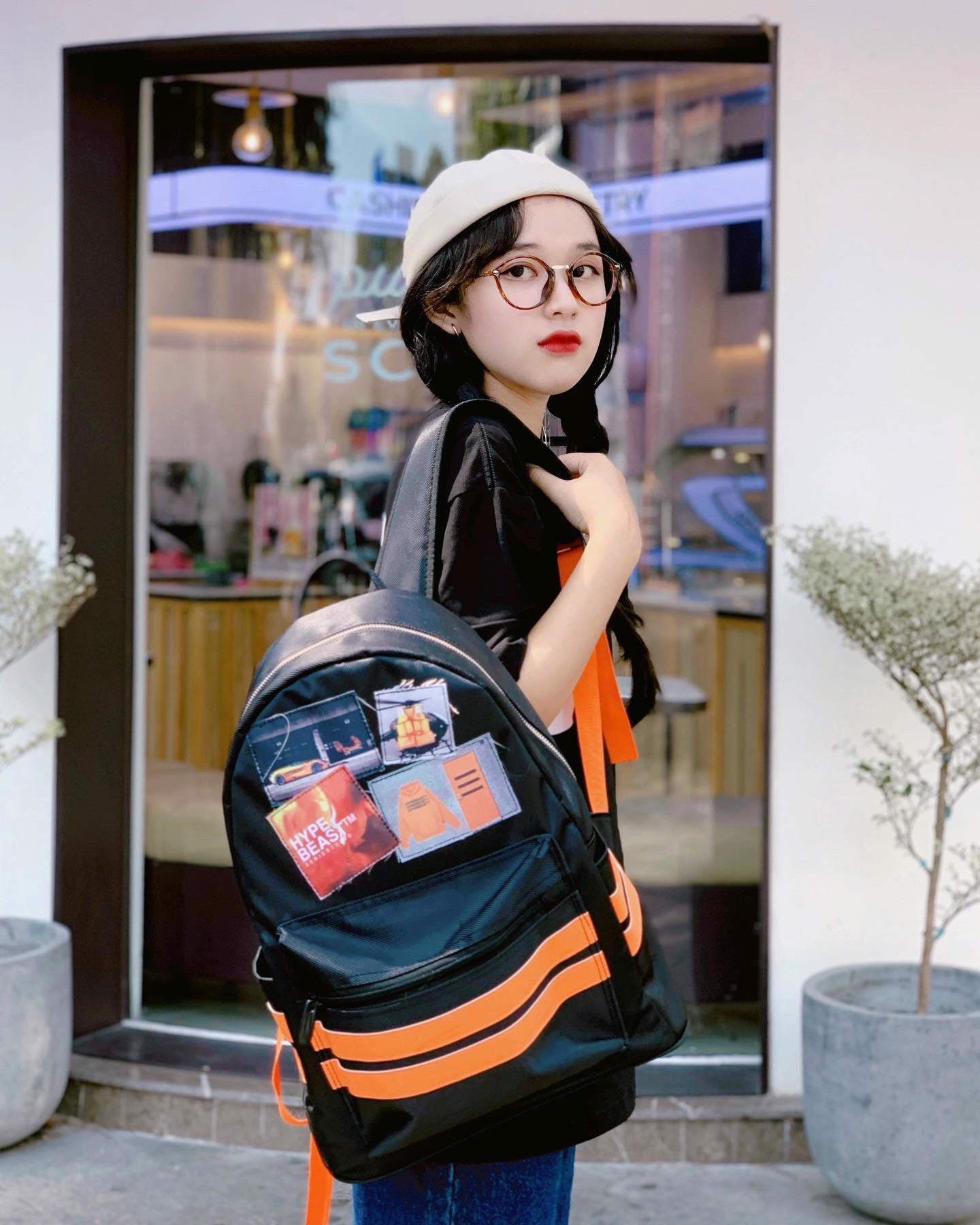 HYPEBEAST BACKPACK