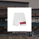 SNOW WHITE HYPER SHORTS