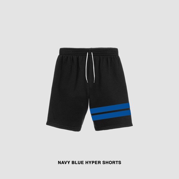NAVY BLUE HYPER SHORTS