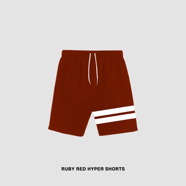 RUBY RED HYPER SHORTS