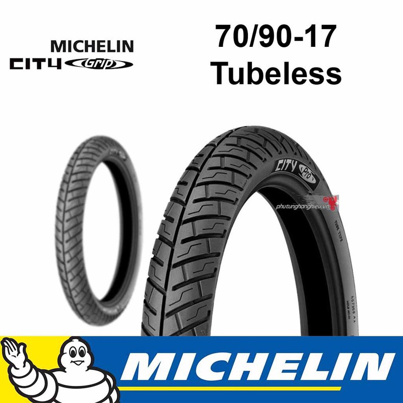 Michelin City Grip Pro 70/90-17