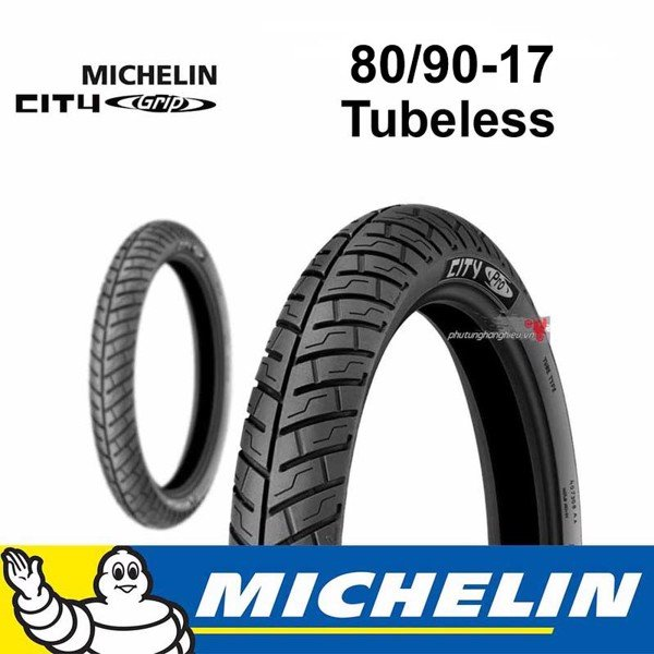 Michelin City Grip Pro  80/90-17