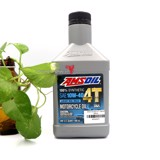 Nhớt Amsoil 4T Performance 10W40 - 100% Synthetic 946ml/1L1/1L3