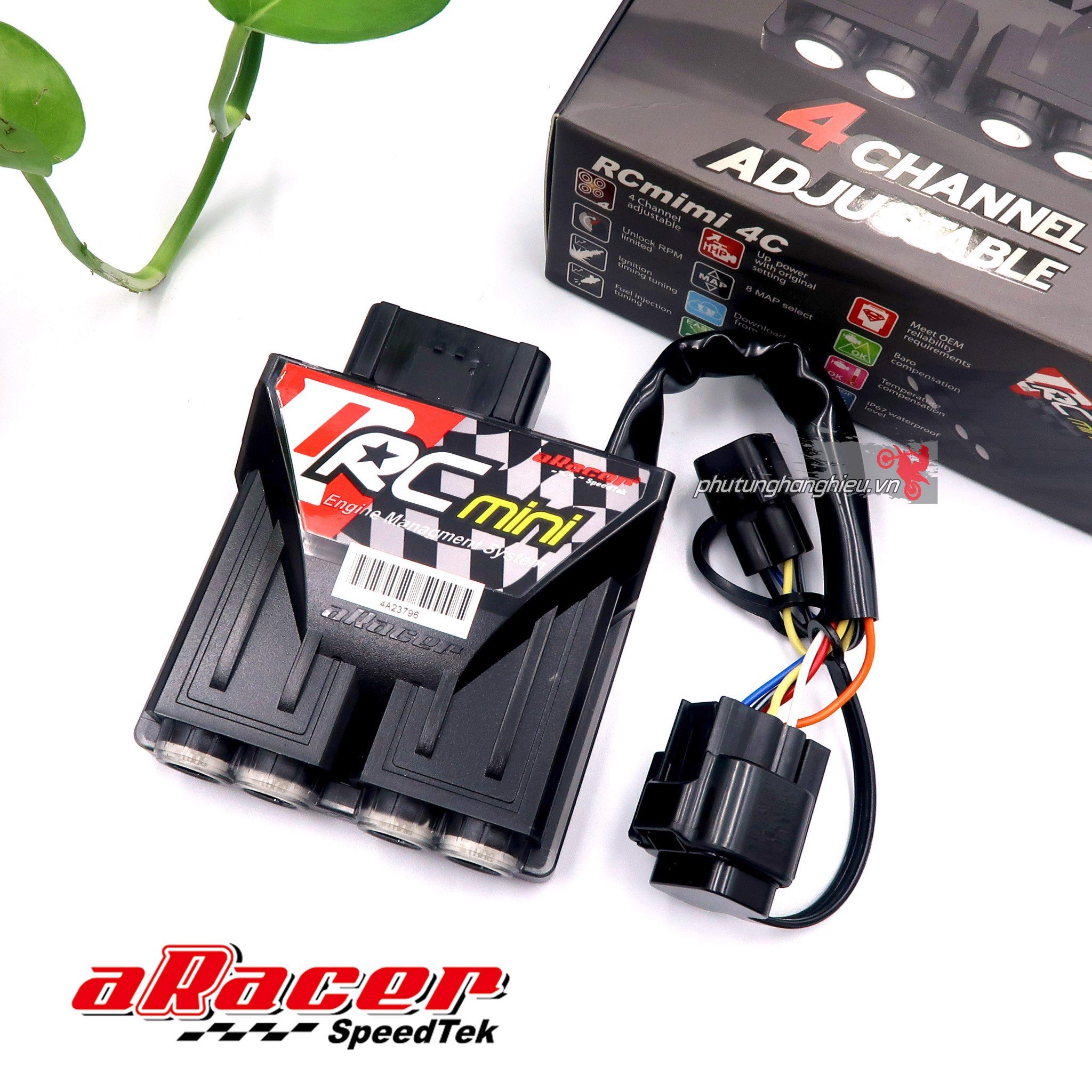 ECU Aracer RC Mini 4 cho xe Winner/Sonic