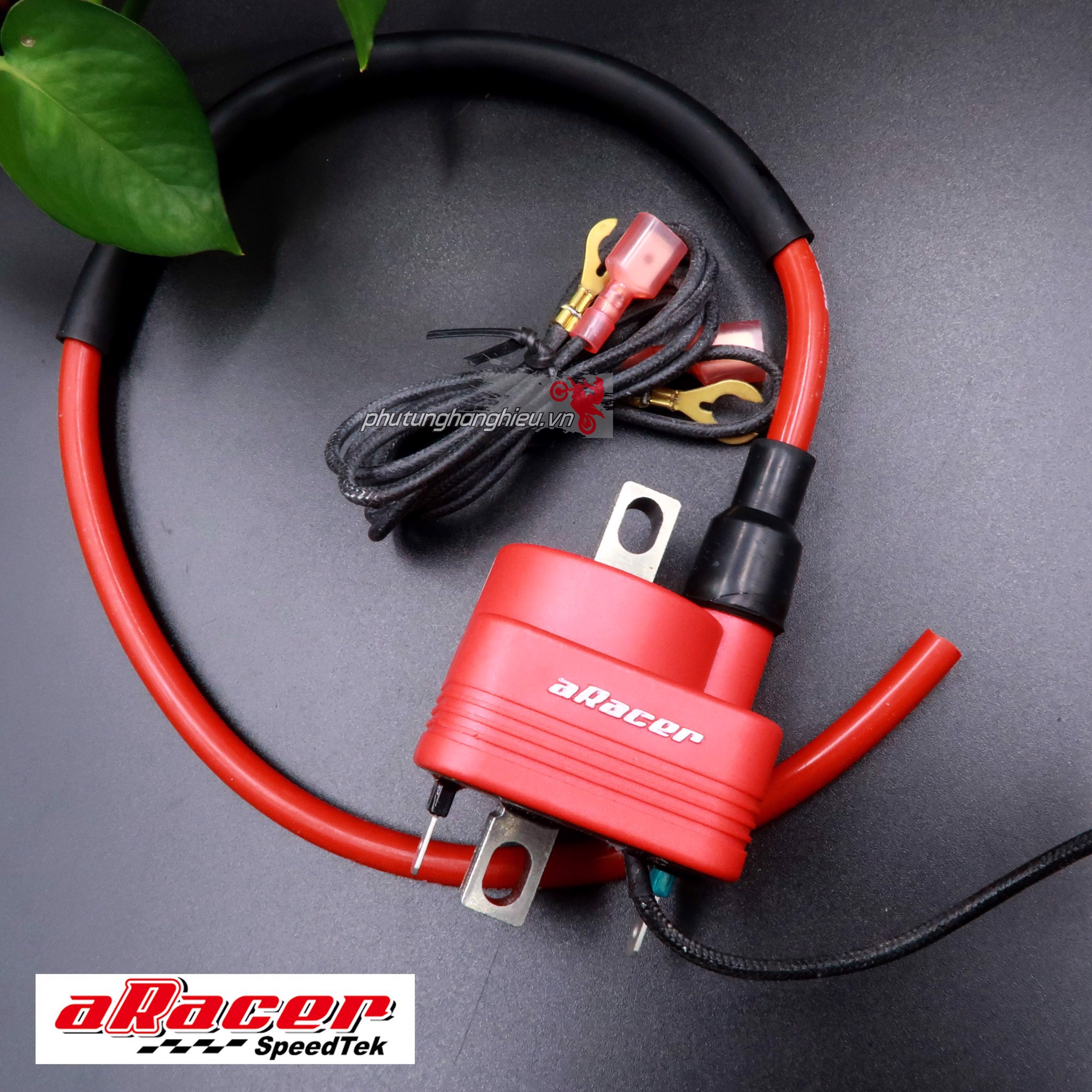 Mobin sườn Aracer Power Spark Red Edition