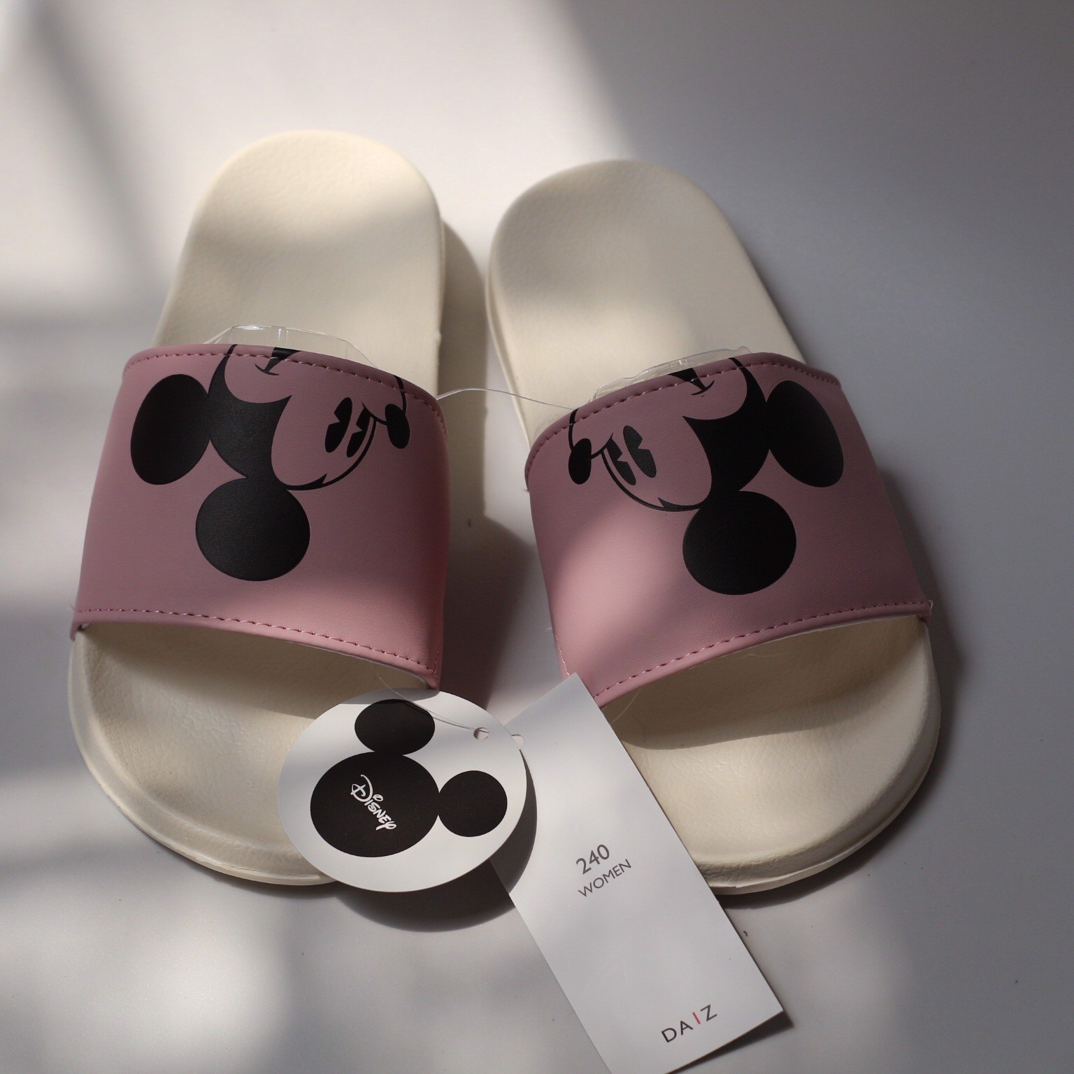 DÉP DISNEY AUTHENTIC MICKEY LOGO SLIDES