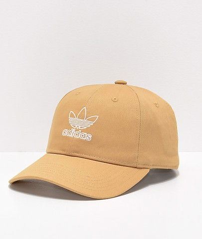MŨ ADIDAS AUTHENTIC OUTLINE RELAXED BASEBALL CAPS