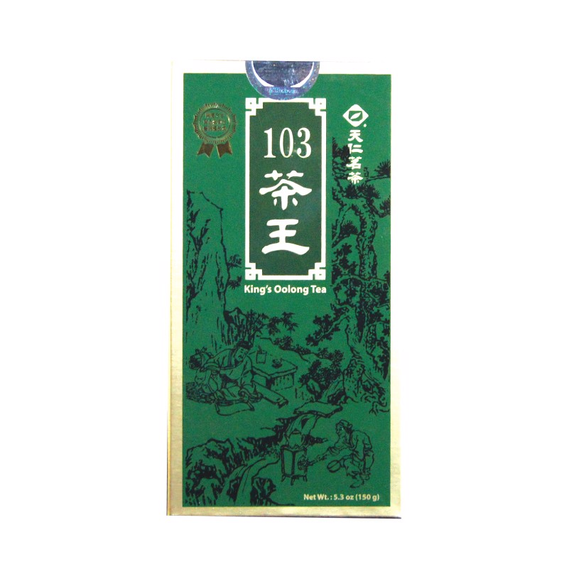 King Oolong Tea 103 - 150g