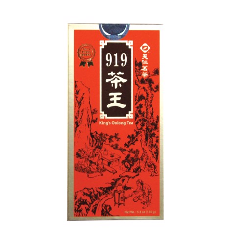 King's Oolong Tea 919 - 150g
