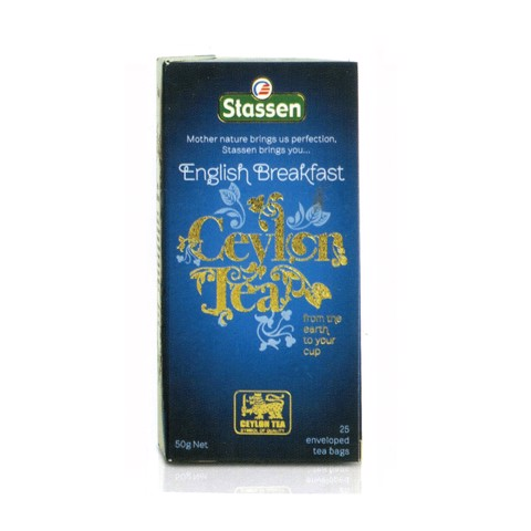 Stassen English Breakfast Tea - Trà Buổi Sáng