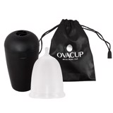 Ovacup Trắng trong - Size L