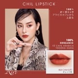 Son Chil Arabica Coffee Lipstick. 804 - RIRI