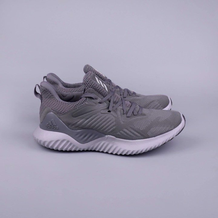 Giày thể thao Alphabounce 2.0 Ghi SF mới 2020